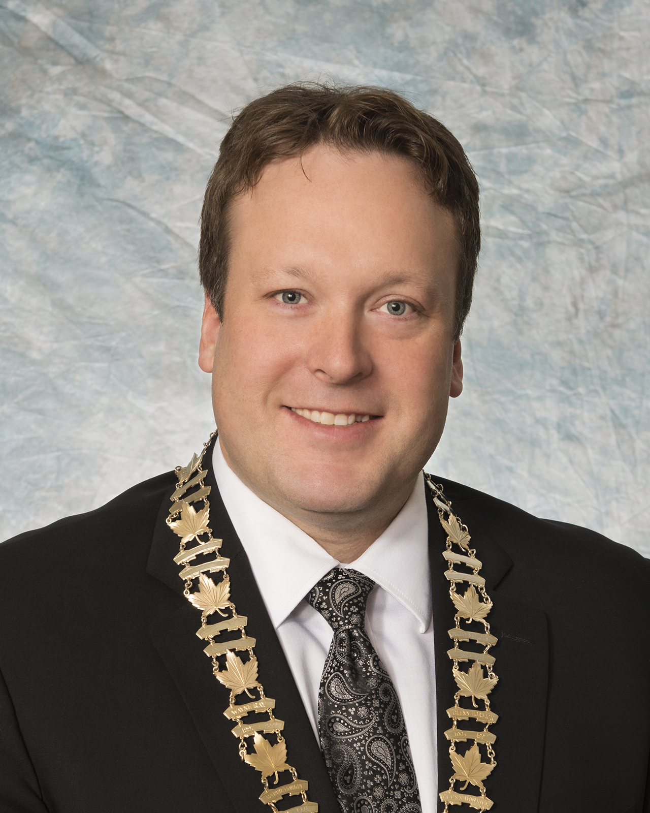 Mayor Ryan Bater