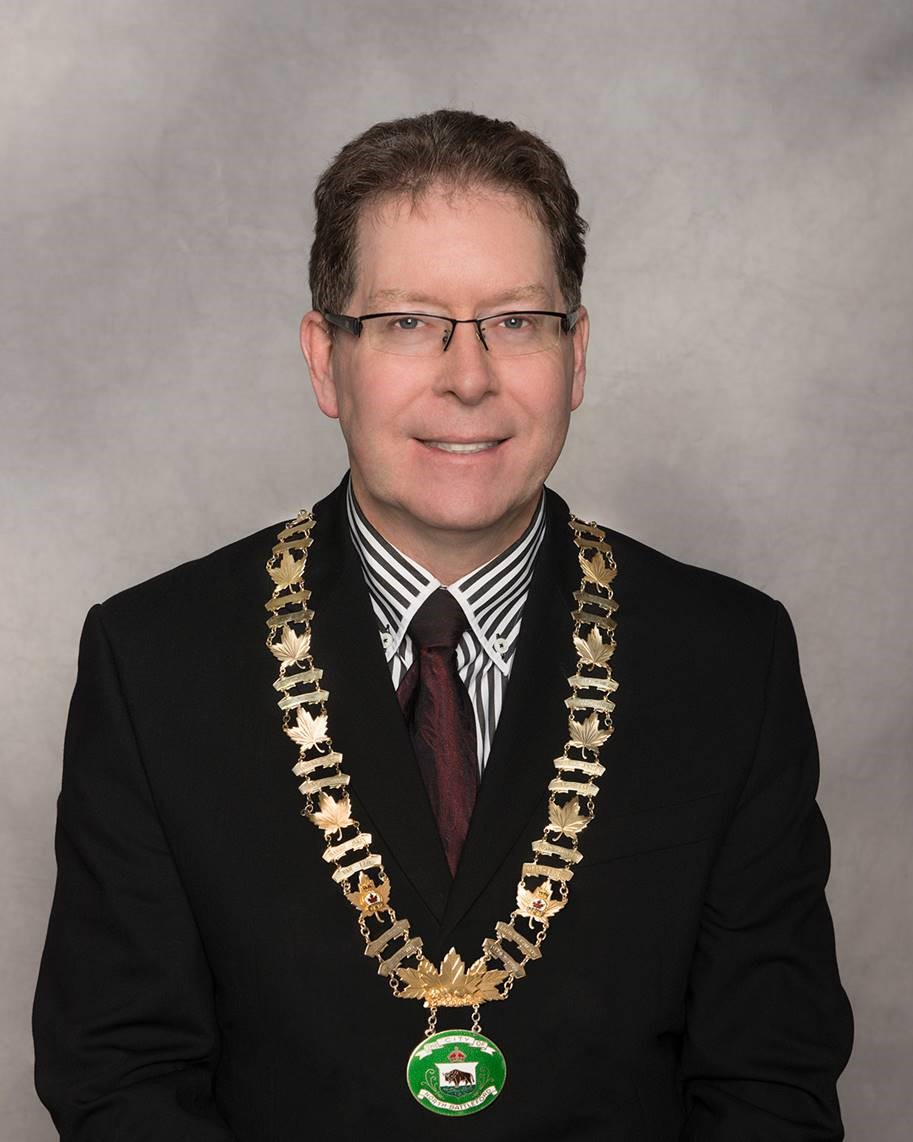Mayor David Gillan