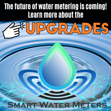 Smart Water Meters ad